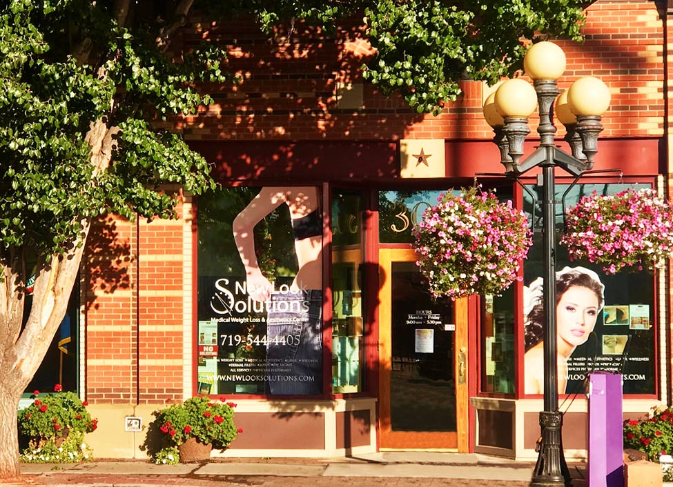 New Look Solutions Storefront